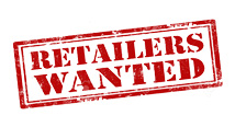 Retailers Wanted