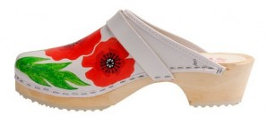 poppies handpainted on sale