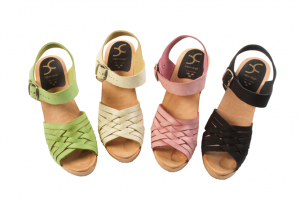 Cape Clogs adds Herringbone and Bohemian clogs to Pica Pica line