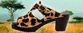 Cougar Clog